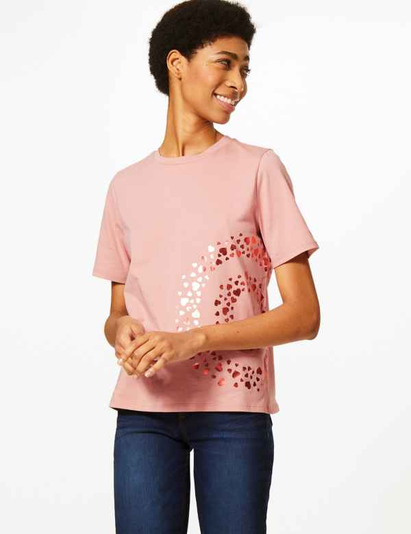 cf276f601 Fashion Targets The Target Cotton T-Shirt
