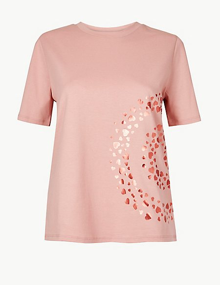 Fashion Targets The Target Cotton T-Shirt