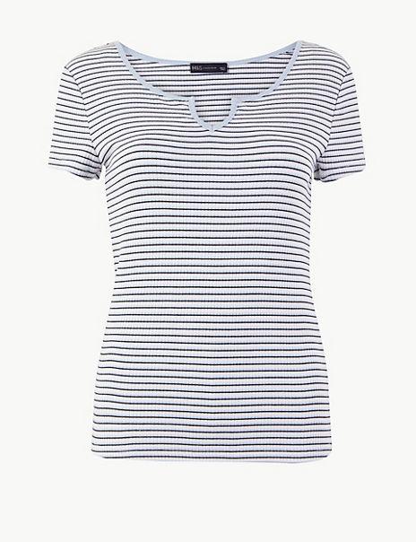 Striped Regular Fit T-Shirt