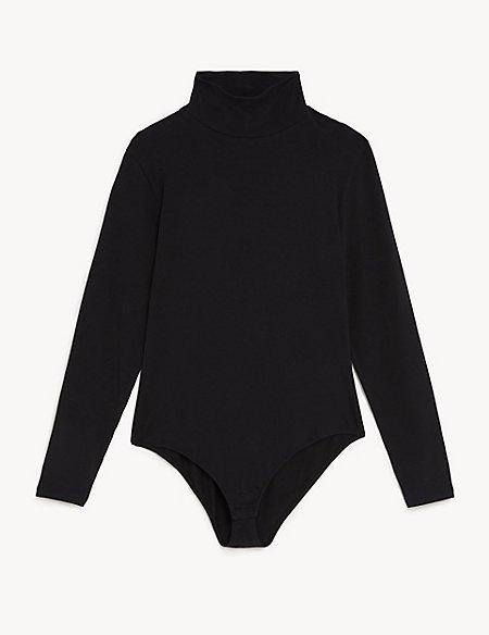 Textured Longline Short Sleeve Tunic