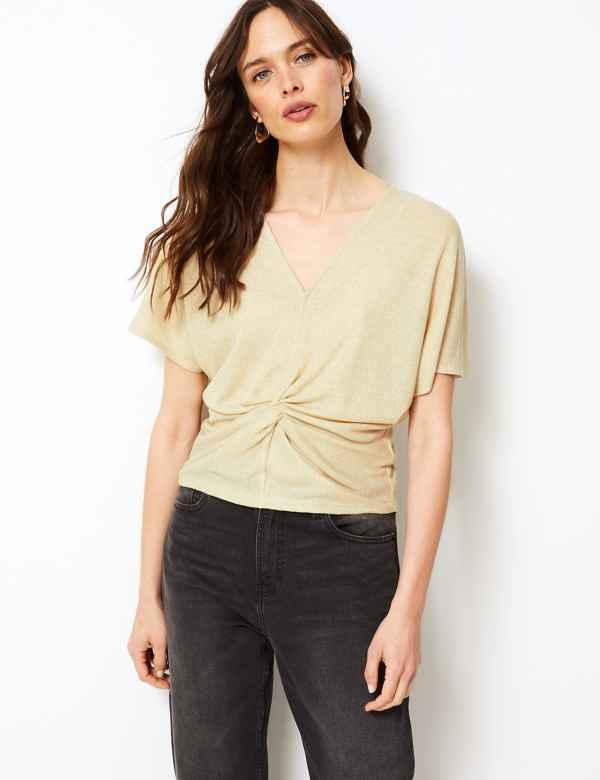 3320d787ba3 Sparkly | Women's Tops & T Shirts | M&S
