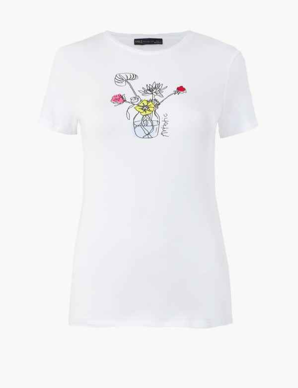 948d404c55f1 Tops & T-Shirts | Women | M&S IE