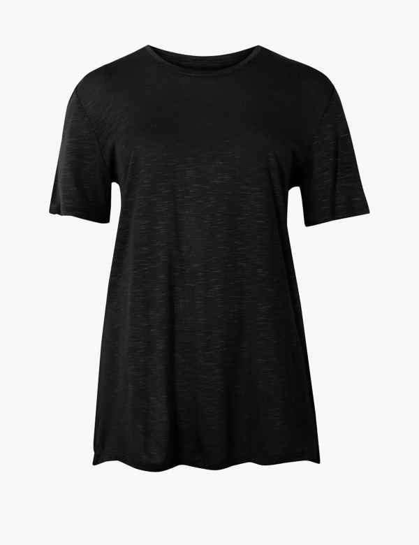 5c361d8fe6 Relaxed Fit Slub T-Shirt