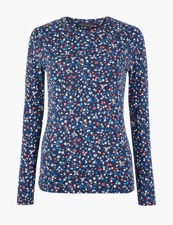 211fd1fbc01b Tops & T-Shirts | Women | M&S IE