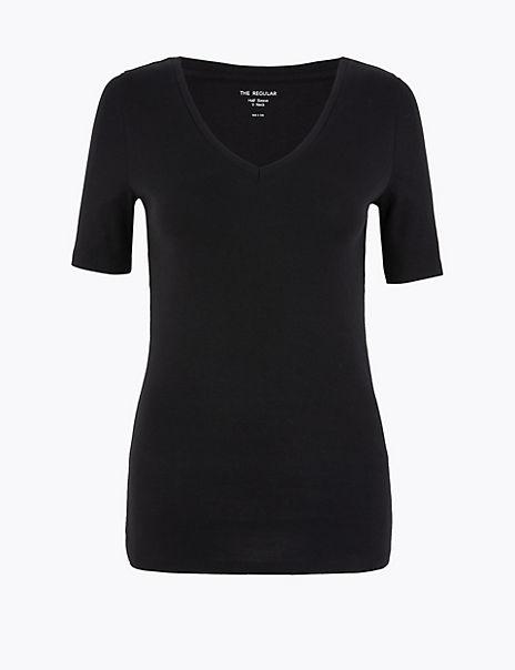 Pure Cotton Regular Fit T-Shirt