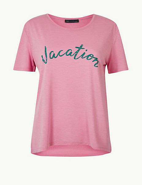 Vacation Relaxed Fit T-Shirt