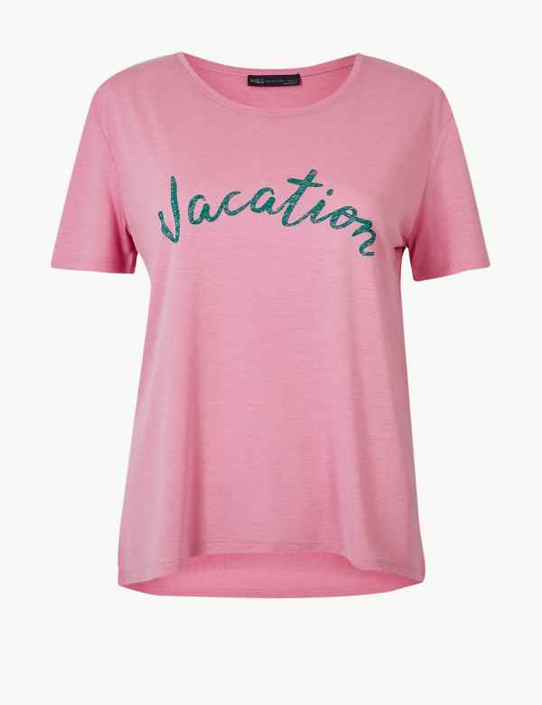 423cf60705fa0a M S Collection Womens Tops   T Shirts