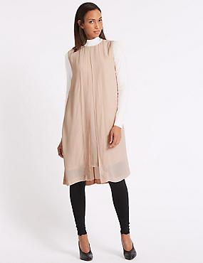 Longline Tunic Dress