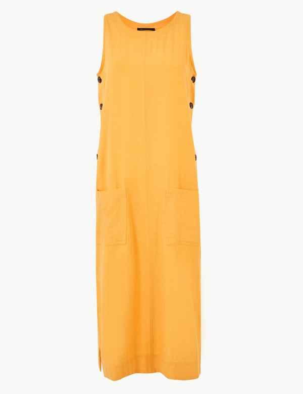 3357c46b4056d Yellow Dresses | Lemon, Bright & Pale Mustard Dress| M&S