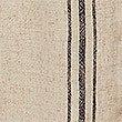 Linen Rich Striped Waisted Midi Dress, NATURAL MIX, swatch