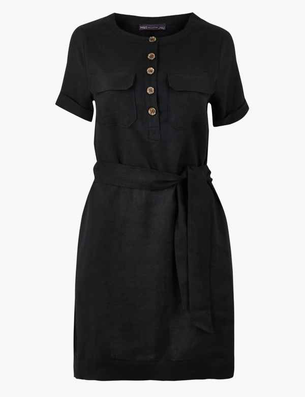 260672b8bf Black Dresses | Plain, Simple & Elegant Womens Dress| M&S