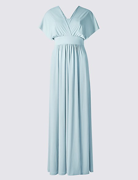 Multiway Strap Maxi Dress | M&S Collection | M&S