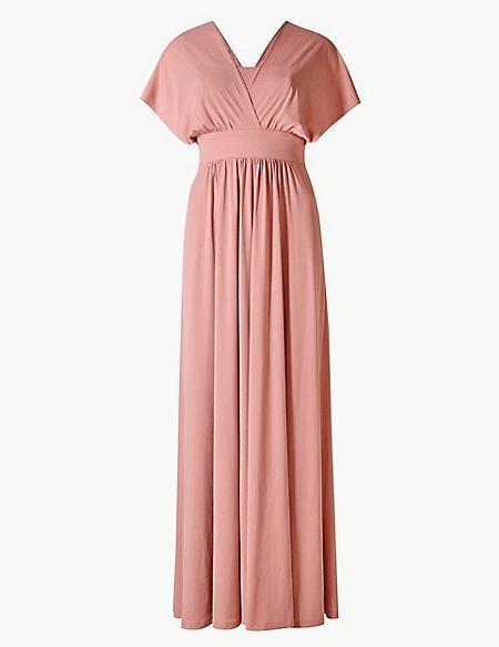 Multiway Strap Maxi Dress