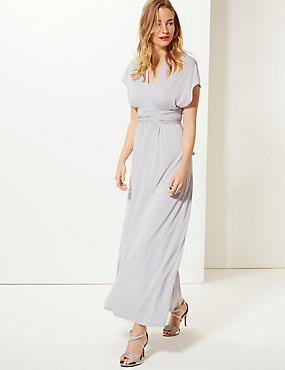 b86ff7fd677 Multiway Strap Maxi Dress ...