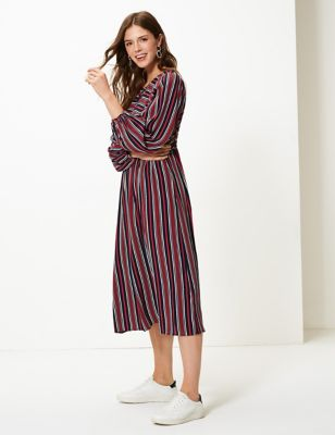 Long Sleeve Casual Dress
