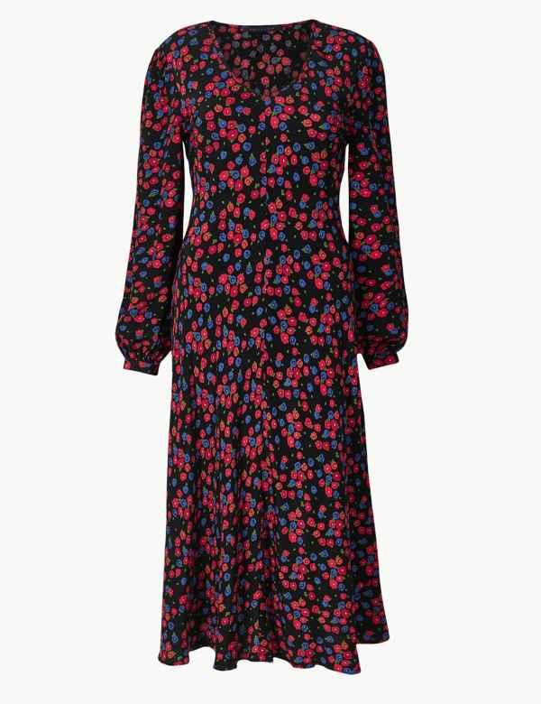 5e8bd9360b Midi Dresses for Women