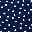 Polka Dot Jersey Bodycon Mini Dress, NAVY MIX, swatch