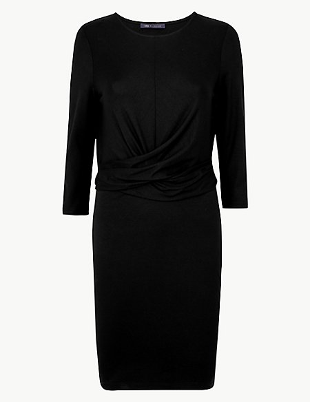 Jersey Bodycon Mini Dress