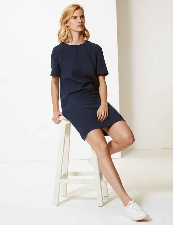 93b1436adc9 Blue Dresses | Navy, Royal, Light & Cobalt Womens Dress| M&S