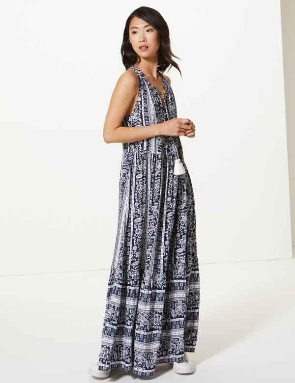 2009e09f7acf Maxi Dresses | Long Dresses for Women | M&S