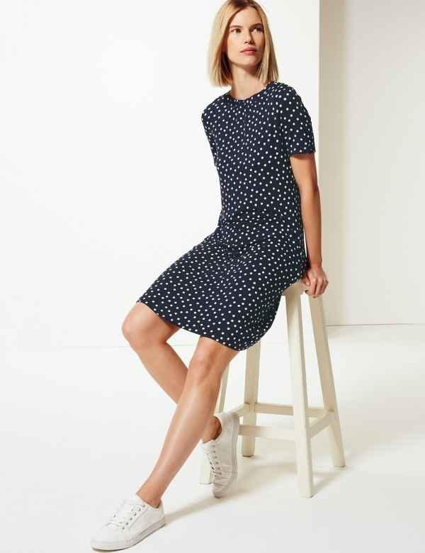 e648d87244ea1 Blue Dresses | Navy, Royal, Light & Cobalt Womens Dress| M&S