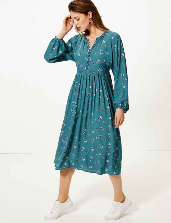 cea209c3a7 Women's Dresses | M&S IE