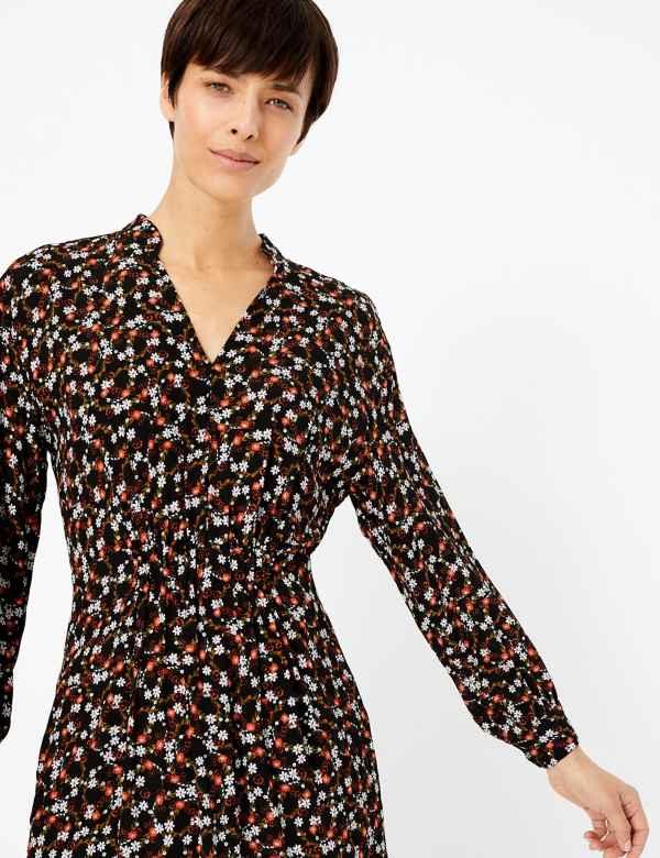 8a43128ba454b Black Dresses   Plain, Simple & Elegant Womens Dress  M&S