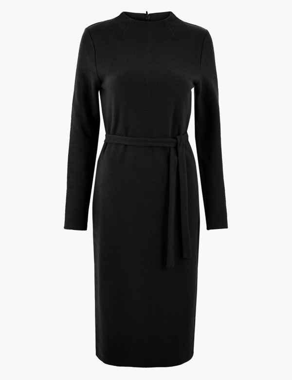Black Dresses | Plain, Simple & Elegant Womens Dress| M&S
