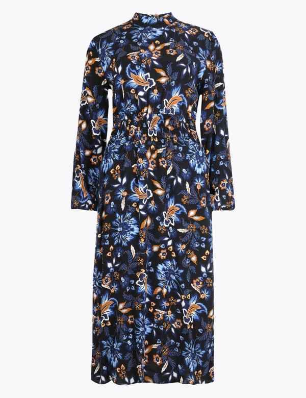 Couleurs variées 5a630 0d7ee Midi Dresses for Women | M&S