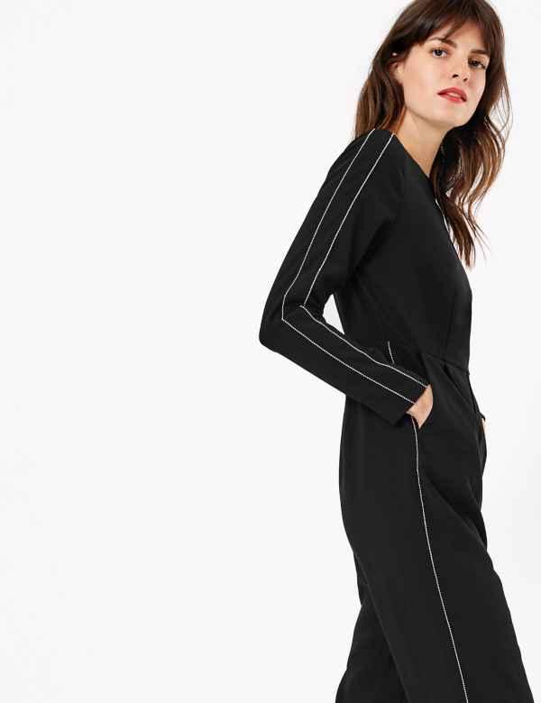 Jumpsuits for Women | Ladies Floral & Denim Playsuits | M&S