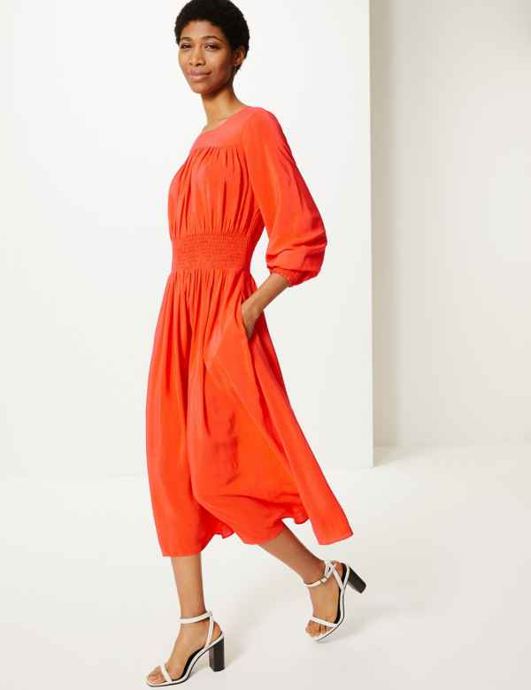 3714f9761fe1 Midi Dresses for Women | M&S