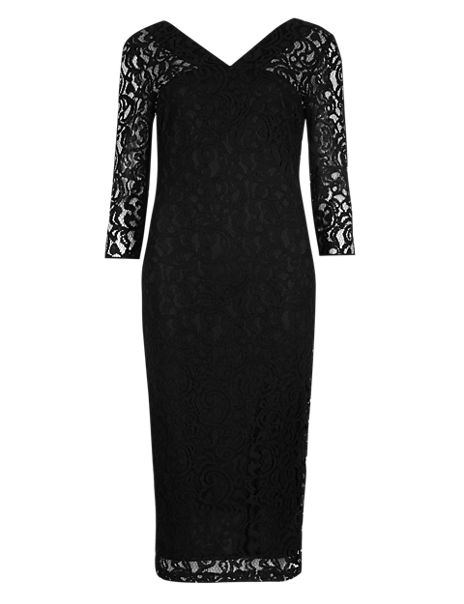 Secret Slimming™ Lace Bodycon Dress