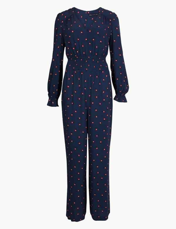 bb25d8329 Jumpsuits for Women | Ladies Floral & Denim Playsuits | M&S