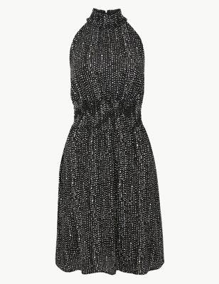 09d7d77d78 Printed Waisted Dress £39.50