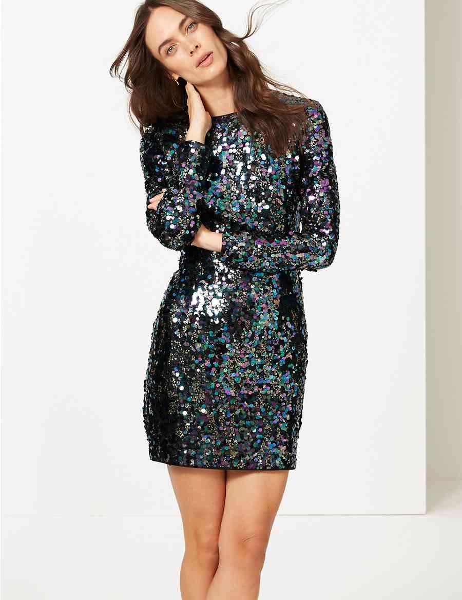 Sparkly Bodycon Dresses