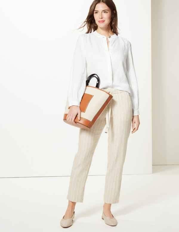 e310d3da Long sleeve | Women's Tops & T Shirts | M&S