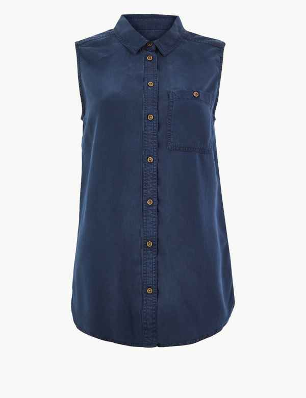 17122542b51 New In Women's Tops & T-Shirts | M&S
