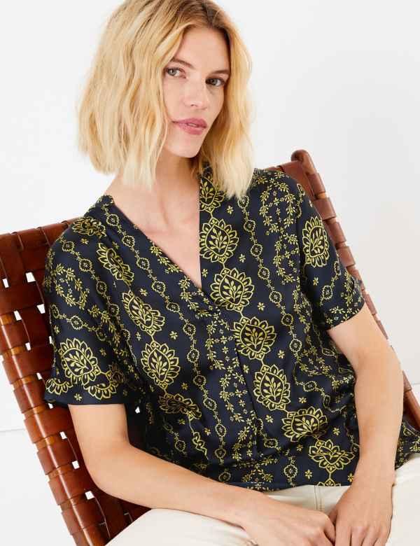 86e49603f5e5d Tunics | Women's Tops & T Shirts | M&S