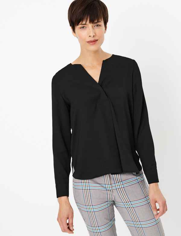 0f4ef658 Women's Shirts & Blouses | M&S