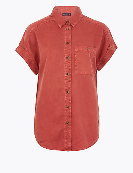 Button Detailed Shirt