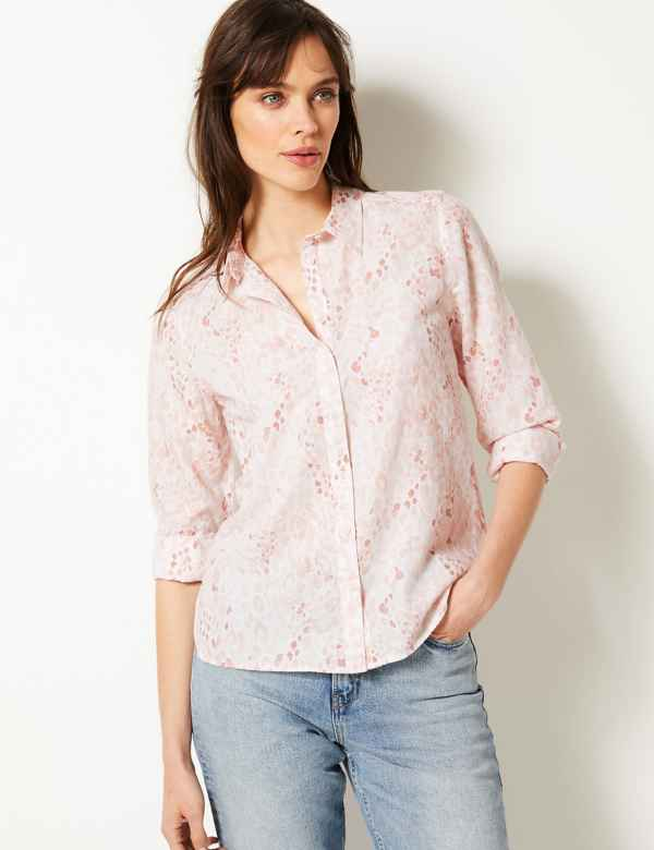 41f2c39426 Women's Shirts & Blouses | M&S