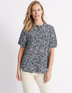 Printed Half Sleeve Shirt