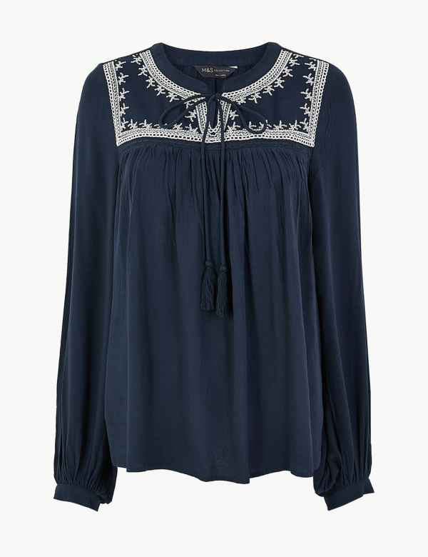 1abd04d11b4 Tops & T-Shirts | Women | M&S IE