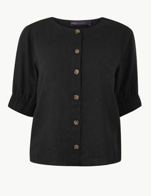 ed4098e8805036 Women's Shirts & Blouses | M&S