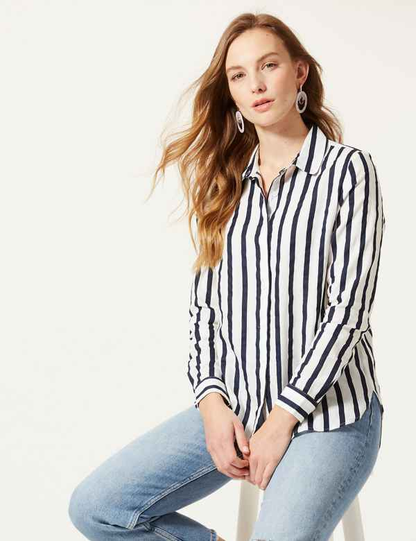 a3ade37eb1286 M S Collection Womens Shirts   Blouses