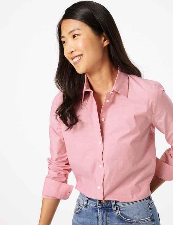 7a71c75707e Tops & T-Shirts | Women | M&S IE