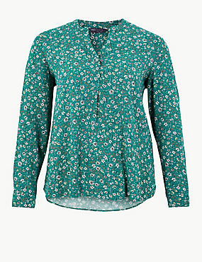 6ac1909c541fbc Shirts & blouses | Women | Marks and Spencer JE