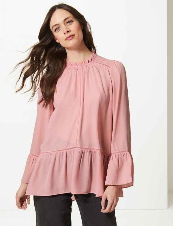 de16bb58 Women's Shirts & Blouses | M&S