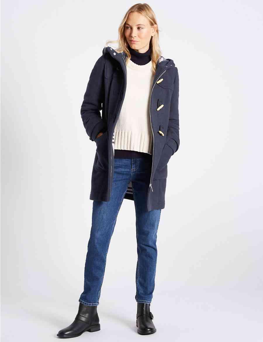 1a8e1db2ab5 Duffle Coat
