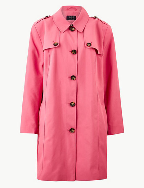 CURVE Trench Longline Coat
